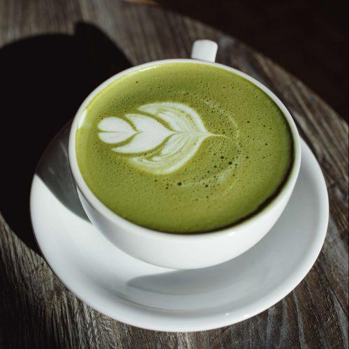 Matcha Latte at Blackwood Coffee Co