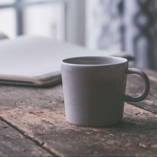 Beetroot Latte at Blackwood Coffee Co